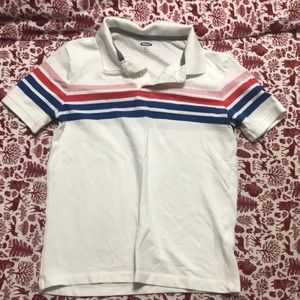 Boys Old Navy Stretch Polo